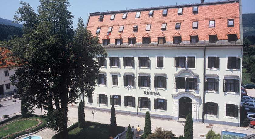 online rezervacije Hotel Kristal - Terme Krka