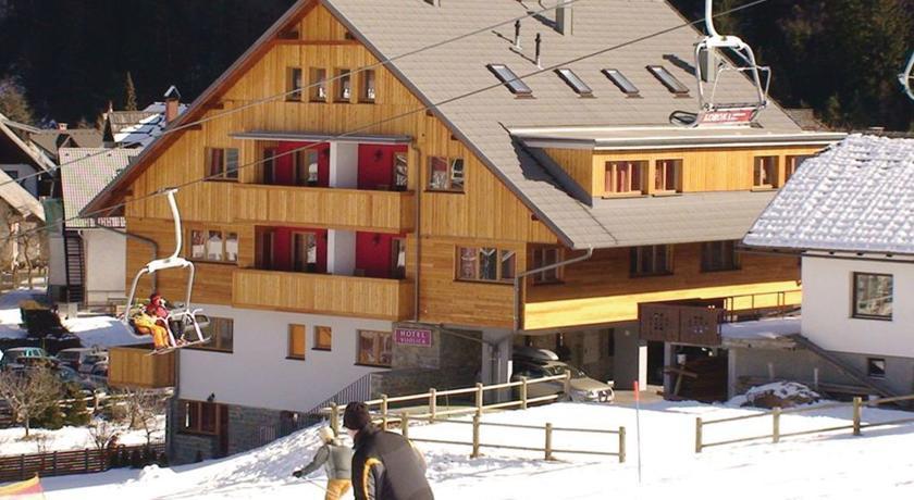online rezervacije One-Bedroom Apartment with Mountain View in Kranjska Gora