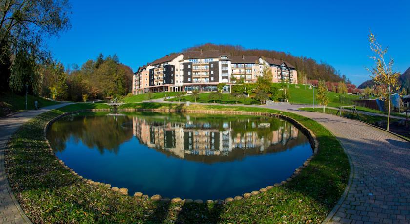 online rezervacije Terme Olimia - Aparthotel Rosa