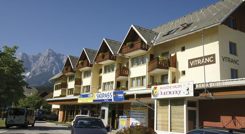 online rezervacije Vitranc Apartments